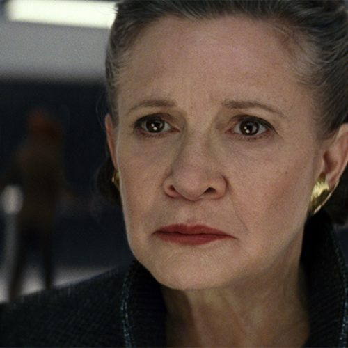 'Star Wars: The Last Jedi' debuts with second largest opening
