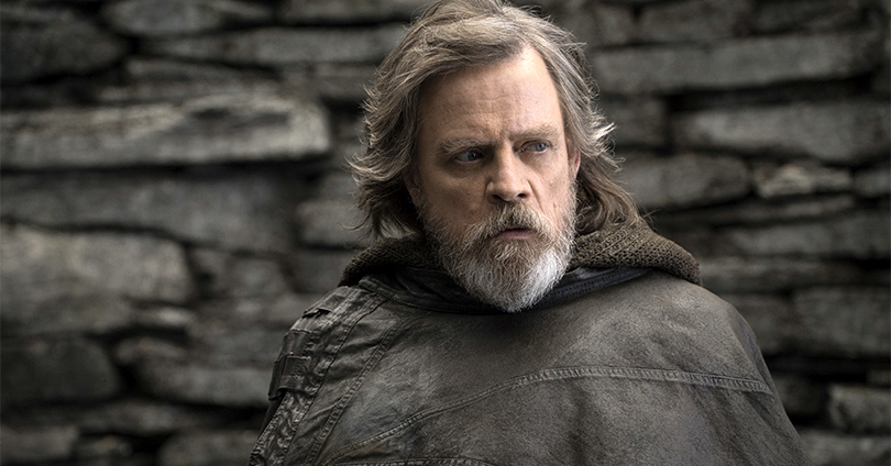 Star Wars: The Last Jedi - Mark Hamill