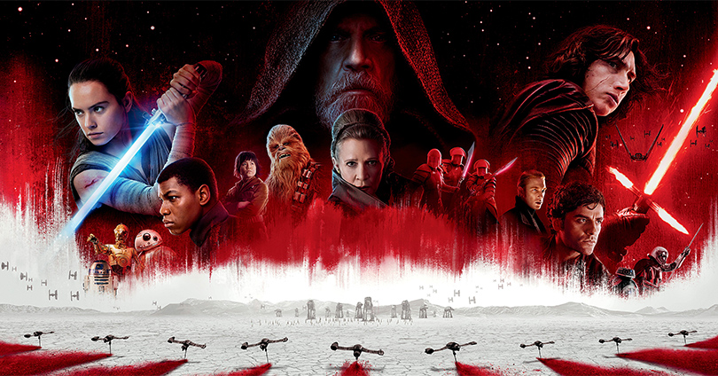 Star Wars: The Last Jedi Poster #2