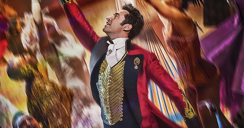 The Greatest Showman P.T. Barnum Character Poster #1