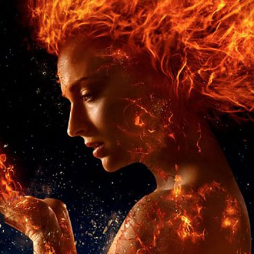 X-Men: Dark Phoenix stills gives us our first look at Sophie Turner as the Phoenix