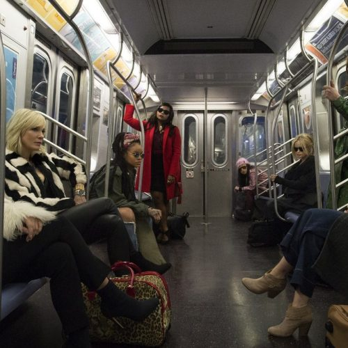 'Ocean's 8' teaser showcases the beautiful ladies of thievery
