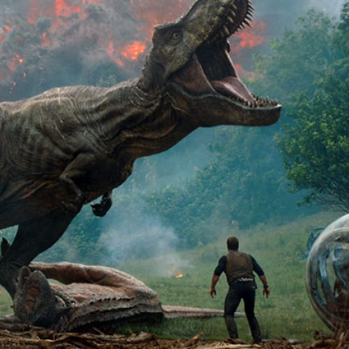 'Jurassic World: Fallen Kingdom' is all roar and no chomp (review)