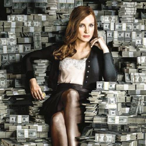 Molly's Game heading to Blu-ray and DVD in April