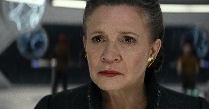 Star Wars: The Last Jedi - Carrie Fisher