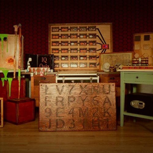 The Laboratory Escape Room features ingenious puzzles