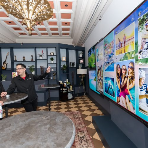 CES: Sharp reinvents television with 8K