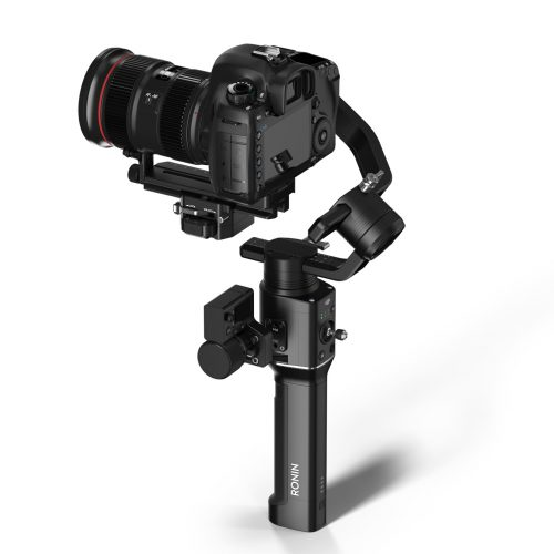 DJI introduces the Ronin-S DSLR stabilizer