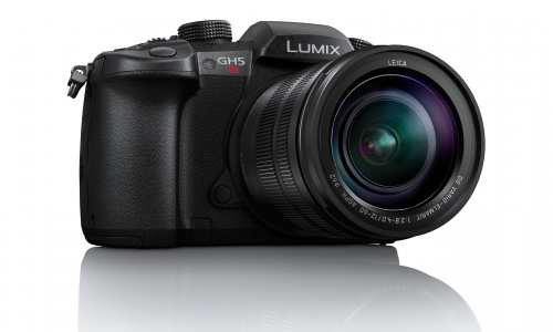 CES: Panasonic caters to filmmakers with Lumix GH5s