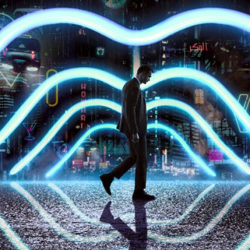 Netflix's cyberpunk movie, Mute, gets a trailer