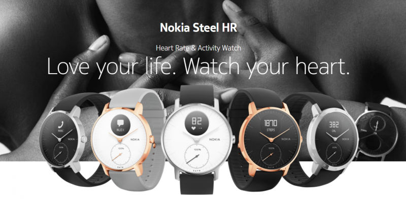 Surprisingly Nokia Made Its Presence Known At CES 2018 In A Much Different Way That You Would Expect They Introduced The Health Category Line