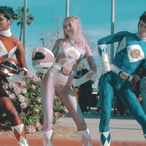 Nerd Reactor's Anime LA 2018 Cosplay Music Video