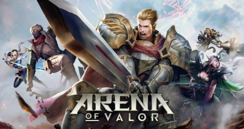 Matthew Carl Earl arena of valor