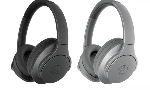 Audio-Technica QuietPoint wireless noise-cancelling headphones tunes out the world