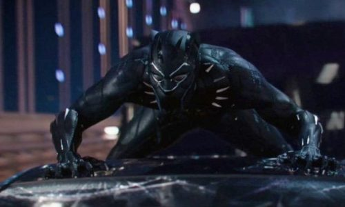 First clip from Marvel's Black Panther features T'Challa and Shuri
