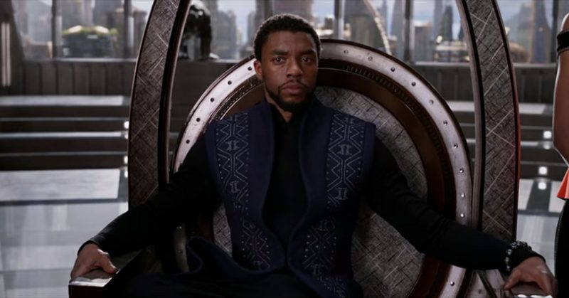Black Panther TV Spot-