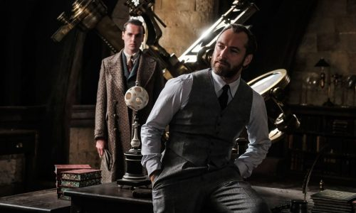 Dumbledore's sexuality won't be explored in Fantastic Beasts 2