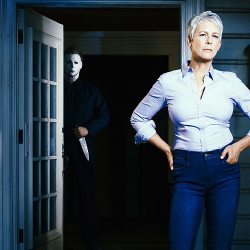 'Halloween' finally kicks off filming with the release of a set photo