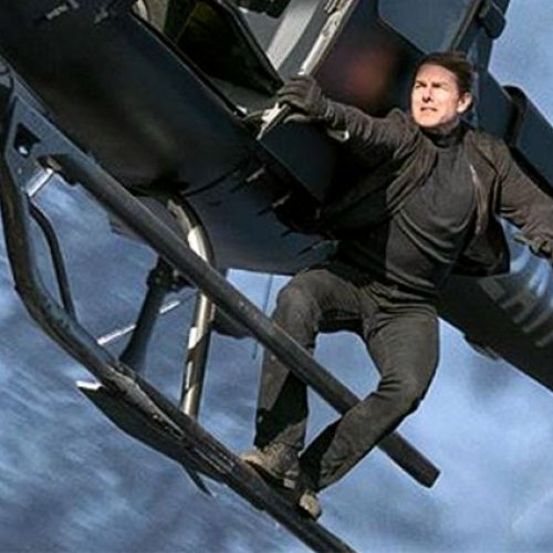Cruise reveals Mission: Impossible – Fallout title and photo