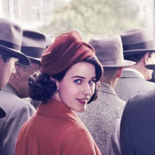 Watch The Marvelous Mrs. Maisel on Amazon for FREE in honor of Golden Globes win!