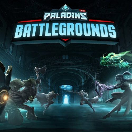 Hi-Rez's Paladins: Battlegrounds to feature battle royale gameplay