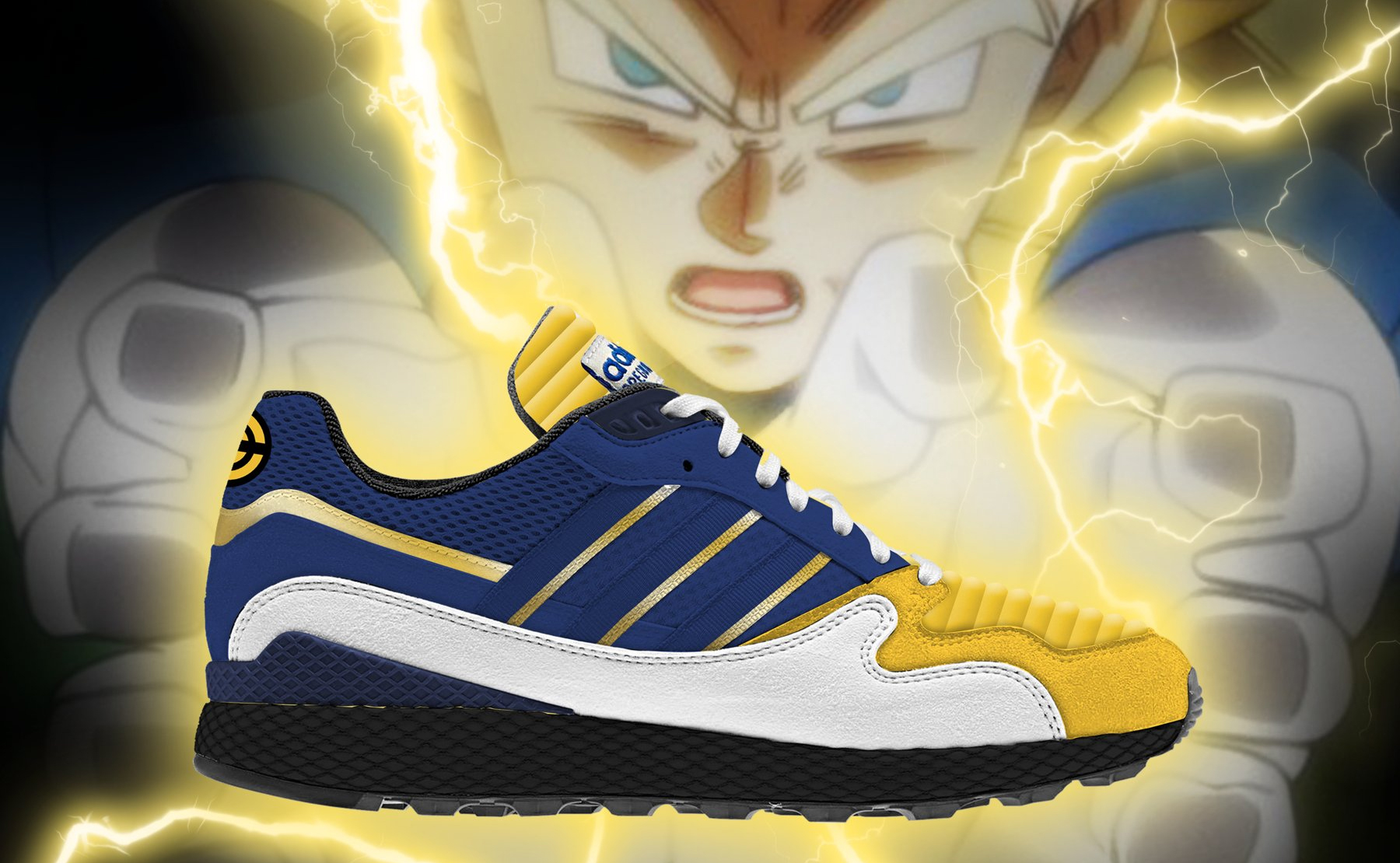 new arrival 4541b e7d21 Adidas releasing Dragon Ball Z-inspired shoes this August