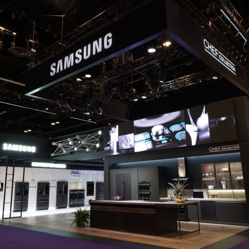 Samsung debuts the future at CES 2018