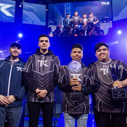 Team Kaliber reigns supreme again at Call of Duty's CWL New Orleans
