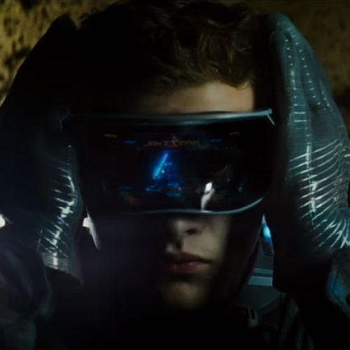 Enter the OASIS with these totally radical Ready Player One footage