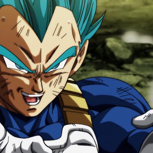 Dragon Ball Super: Vegeta reaches a level beyond Super Saiyan Blue?