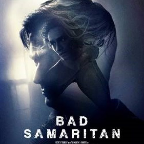 Check out a creepy David Tennant in the thriller 'Bad Samaritan'