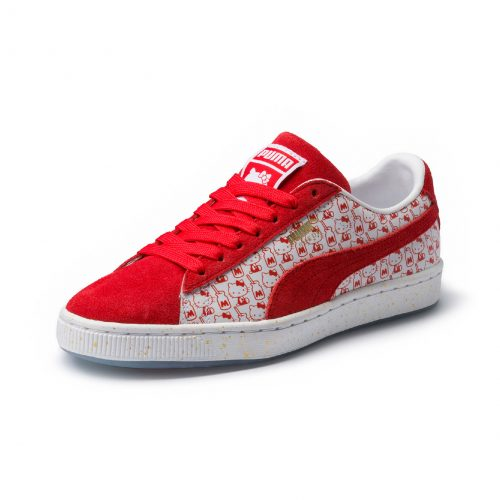 Hello Kitty teams up with Puma for new fashion line