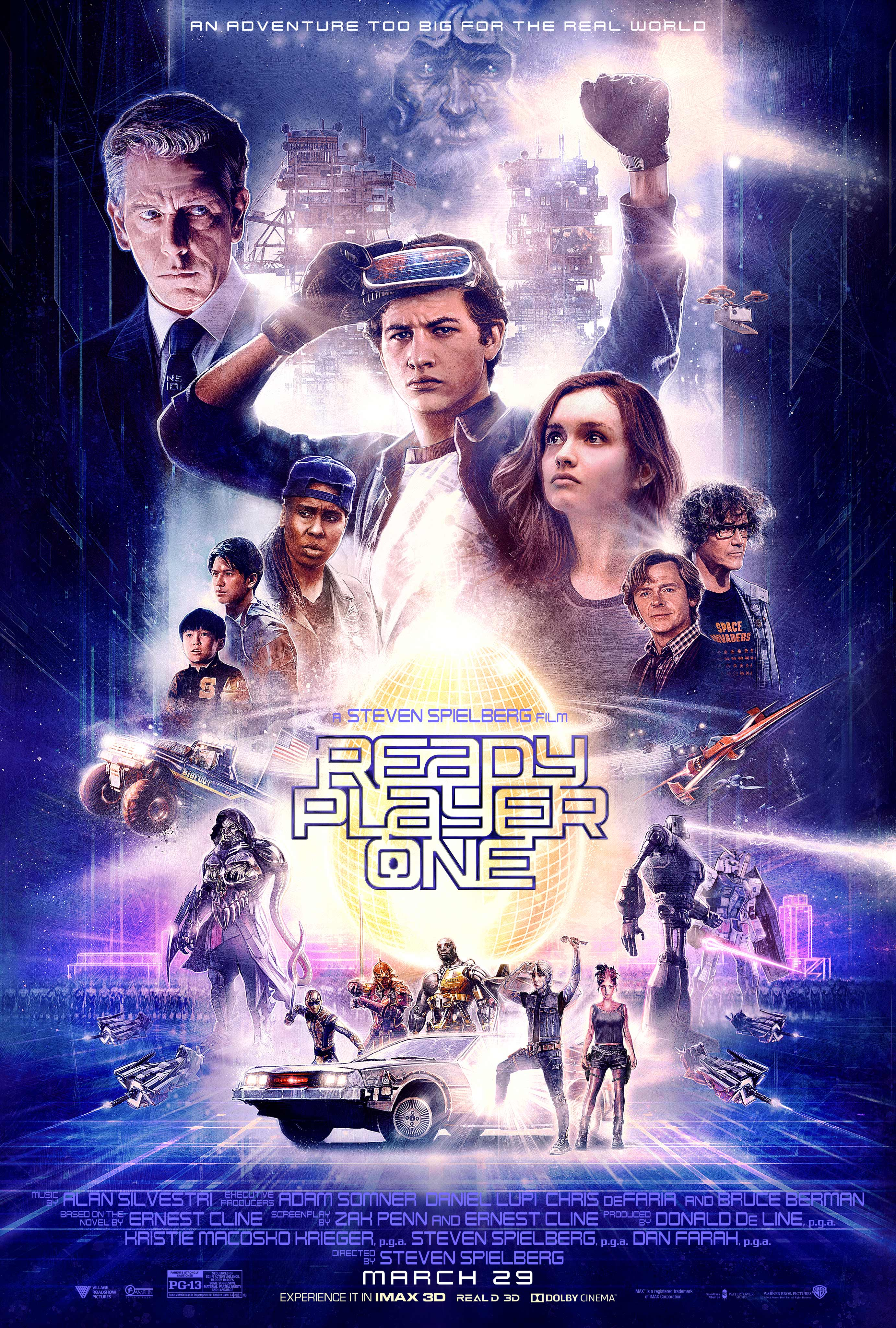 Ready Player One Poster #2