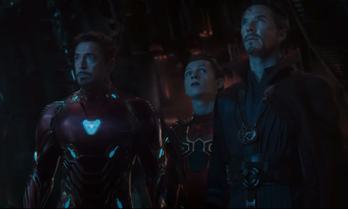 'Avengers: Infinity War' teaser prepares for the battle of the universe
