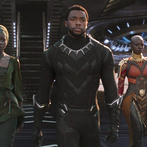 Marvel's Black Panther knows the way to smash opening weekend records