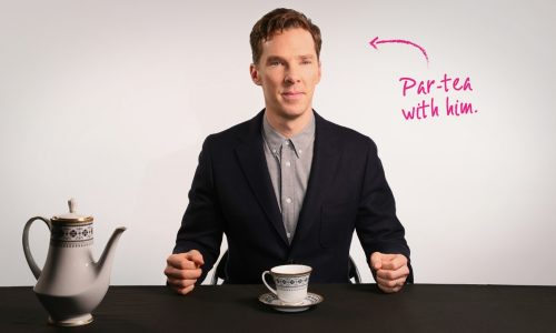 Drink Tea with Benedict Cumberbatch, attend Avengers Infinity War Premiere