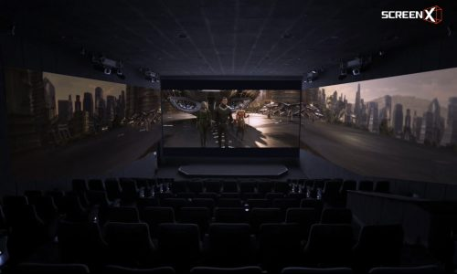 Black Panther will be available in immersive ScreenX format