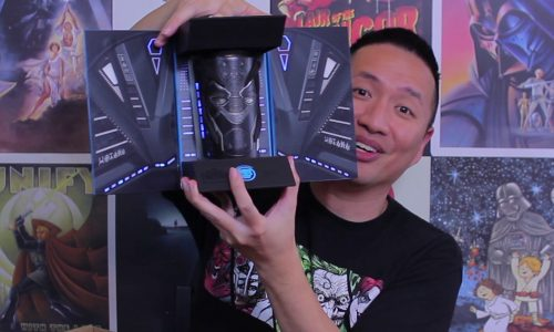 Unboxing Brisk's Black Panther Limited Edition Package