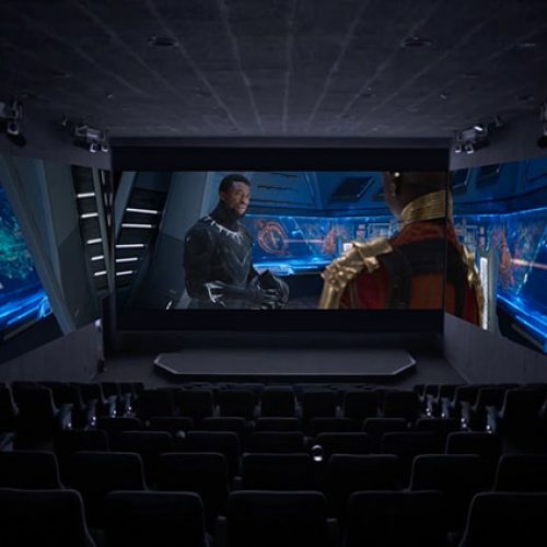 Black Panther – ScreenX Review