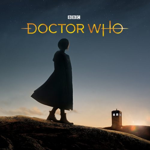 Doctor Who: New Doctor, New Showrunner, and New Logo