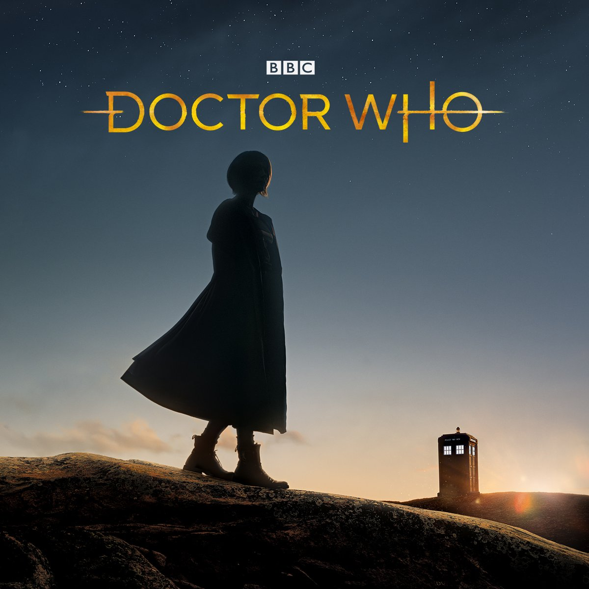 Doctor Who: New Doctor, New Showrunner, and New Logo ...  Doctor Who: New...