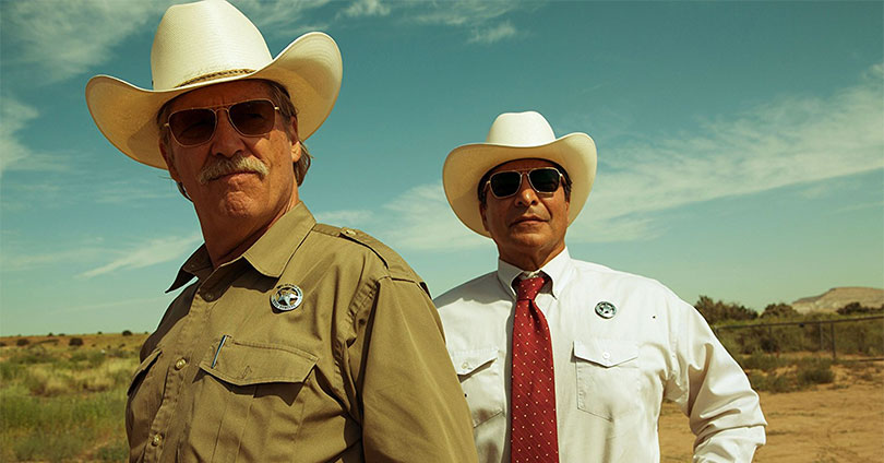 Hell or High Water - Jeff Bridges and Gil Birmingham