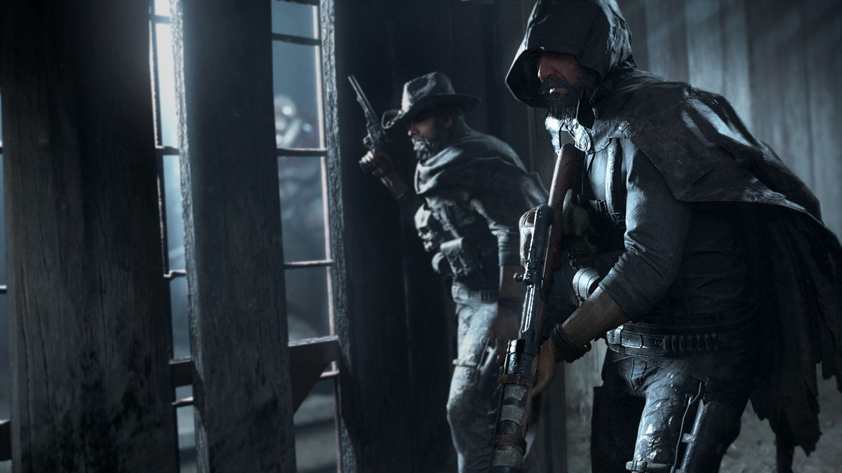 Crytek's Hunt: Showdown Now Available In Steam Early Access