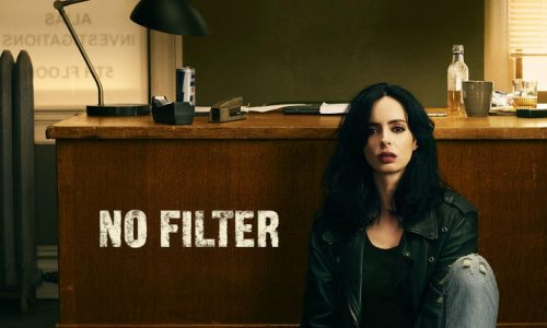 New Jessica Jones trailer has Jessica in anger management