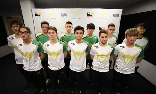 Overwatch League's LA Valiant to promote Ash vs Evil Dead