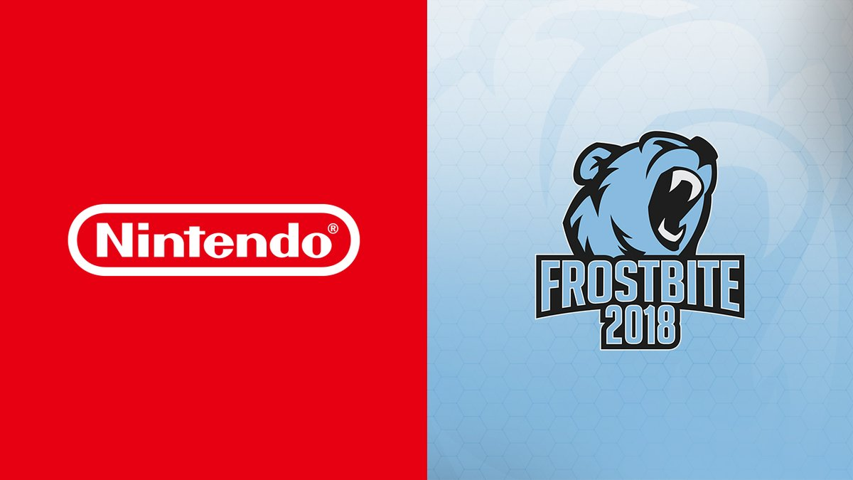 nintendo Frostbite Tournament Series