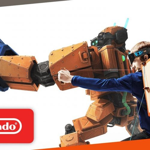 New Nintendo Labo videos show off imagination and interactivity