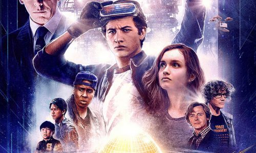Latest Ready Player One poster goes full Drew Struzan