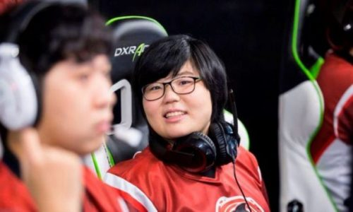 Shanghai Dragons sign Geguri, Overwatch League's first female player