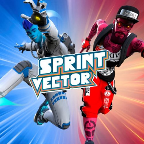 Parkour and fly in VR with Sprint Vector (hands-on)